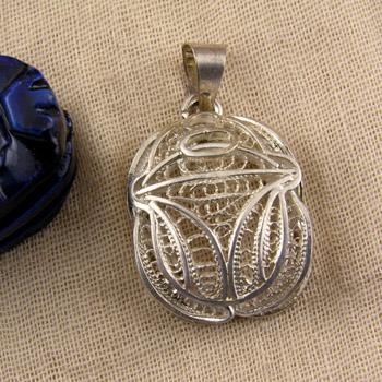 Filigree silver egyptian scarab pendant jewelry gifts nilestone filigree silver egyptian scarab pendant jewelry gifts aloadofball Gallery