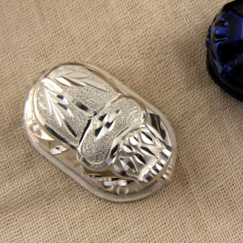 Solid silver scarab pendant jewelry gifts nilestone sale solid silver scarab pendant jewelry gifts aloadofball Gallery