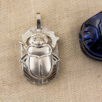 Winged silver scarab pendant jewelry gifts nilestone sale winged silver scarab pendant jewelry gifts aloadofball Gallery