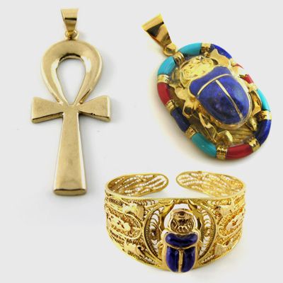 Egyptian jewelry Image
